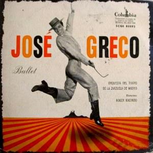 Greco, José - ColumbiaSCGE 80093