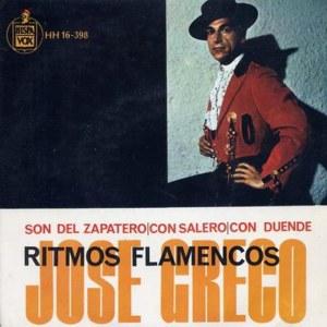 Greco, José - HispavoxHH 16-398