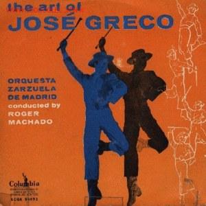 Greco, José - ColumbiaSCGE 80092