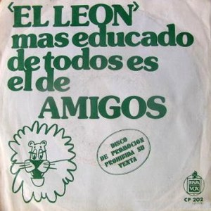 Amigos - HispavoxCP-202
