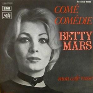 Mars, Betty