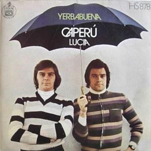 Yerbabuena - HispavoxHS 878