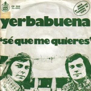 Yerbabuena - HispavoxCP-205