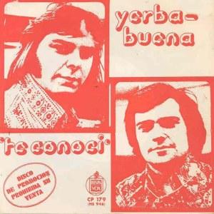 Yerbabuena - HispavoxCP-179
