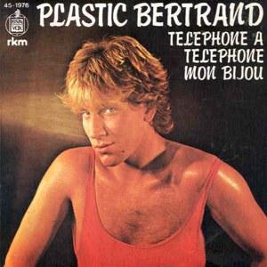 Bertrand, Plastic - Hispavox45-1976