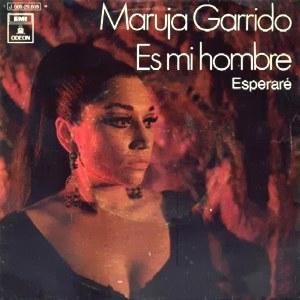 Garrido, Maruja - Regal (EMI)J 006-20.509