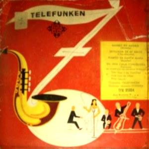 Tres De Castilla, Los - TelefunkenTFK-95004