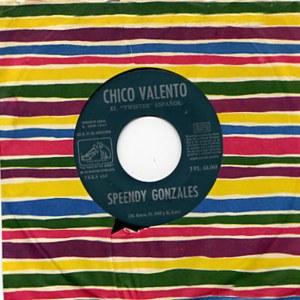 Valento, Chico - La Voz De Su Amo (EMI)7PL 63.068