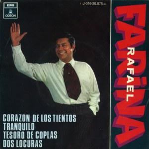 Farina, Rafael - Odeon (EMI)J 016-20.078