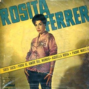 Ferrer, Rosita - La Voz De Su Amo (EMI)7EPL 13.658
