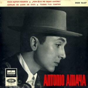 Amaya, Antonio - Odeon (EMI)DSOE 16.657
