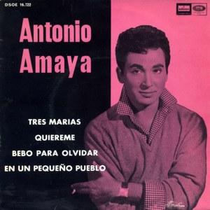 Amaya, Antonio - Odeon (EMI)DSOE 16.722
