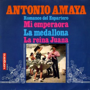 Amaya, Antonio
