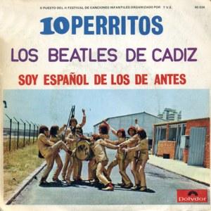 Beatles De Cádiz, Los - Polydor80 034