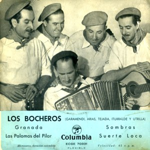 Bocheros, Los - ColumbiaECGE 70331