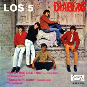 Cinco Diablos, Los