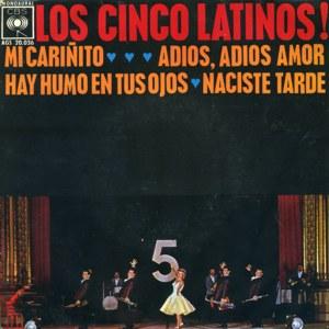 Cinco Latinos, Los - CBSAGS 20.036