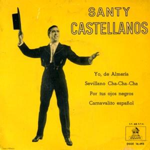 Castellanos, Santy