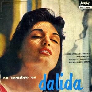 Dalida - ColumbiaBCGE 28148