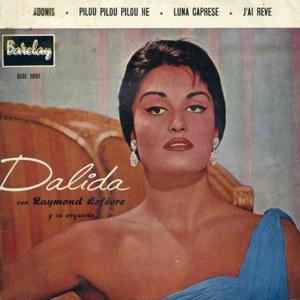 Dalida - ColumbiaBCGE 28197