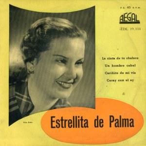 Palma, Estrellita De - Regal (EMI)SEDL 19.118