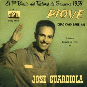 Guardiola, José - Regal (EMI)SEDL 19.215