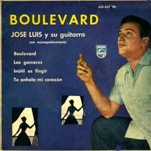 José Luis Y Su Guitarra - Philips433 827 PE