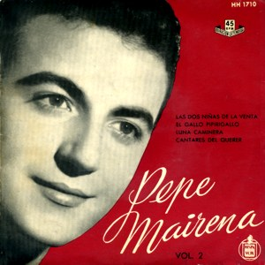 Mairena, Pepe - HispavoxHH 17- 10