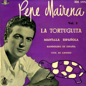 Mairena, Pepe - HispavoxHH 17- 71