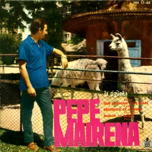 Mairena, Pepe - HispavoxHH 17- 65