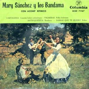 Sánchez, Mary - ColumbiaECGE 71167