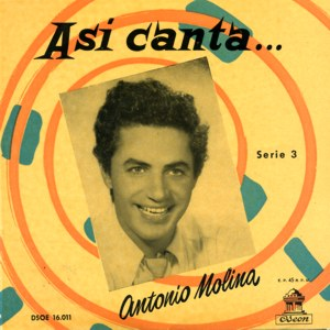 Molina, Antonio - Odeon (EMI)DSOE 16.011