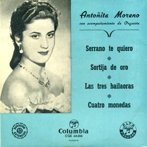 Antoñita Moreno - ColumbiaCGE 60010
