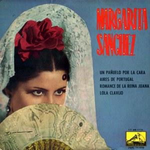 Sánchez, Margarita - La Voz De Su Amo (EMI)7EPL 13.870