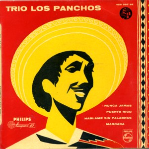 Panchos, Los - Philips 429 097 BE