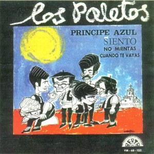 Paletos, Los - Berta (Philips)FM68-152