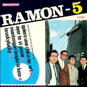 Ramón-5 - Discophon27.497