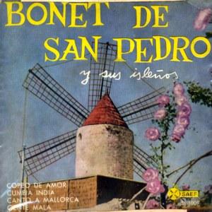 San Pedro, Bonet De