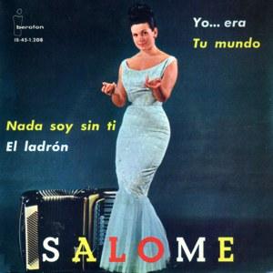 Salomé - IberofónIB-45-1.208