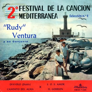 Ventura, Rudy - Alhambra (Columbia)EMGE 71400