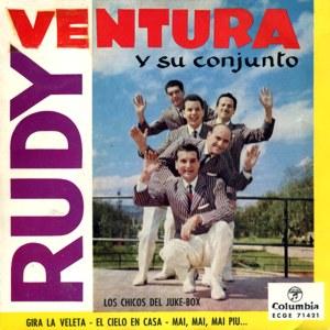 Ventura, Rudy - ColumbiaECGE 71421