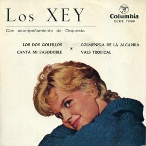 Xey, Los - ColumbiaECGE 71508