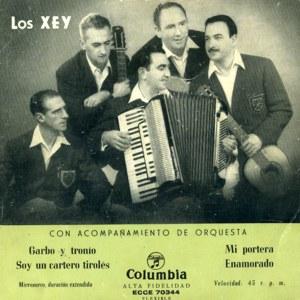 Xey, Los - ColumbiaECGE 70344