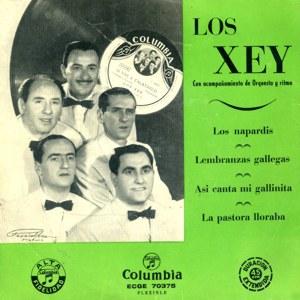 Xey, Los - ColumbiaECGE 70375