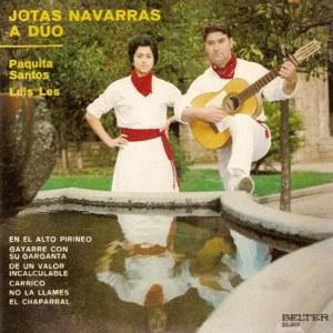 Santos Y Luis Les, Paquita - Belter52.403