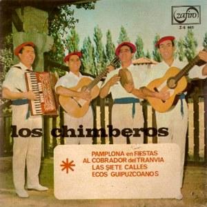 Chimberos, Los - ZafiroZ-E 645