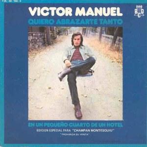 Víctor Manuel - Discos BCDFM68-566-S