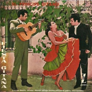 Príncipe Gitano, El - Montilla (Zafiro)EPFM-111
