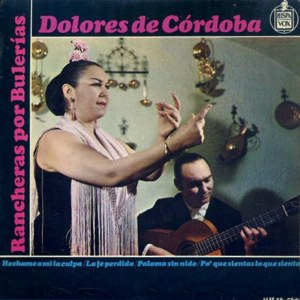 Córdoba, Dolores De - HispavoxHH 16-560