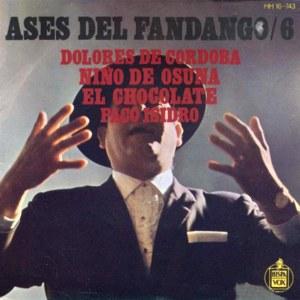 Varios Copla Y Flamenco - HispavoxHH 16-743